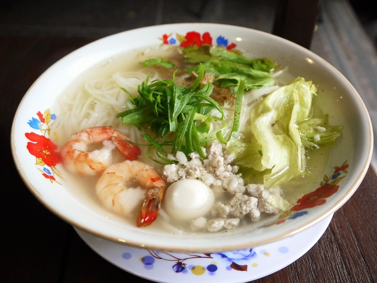 Futiyu(细米粉南方菜)