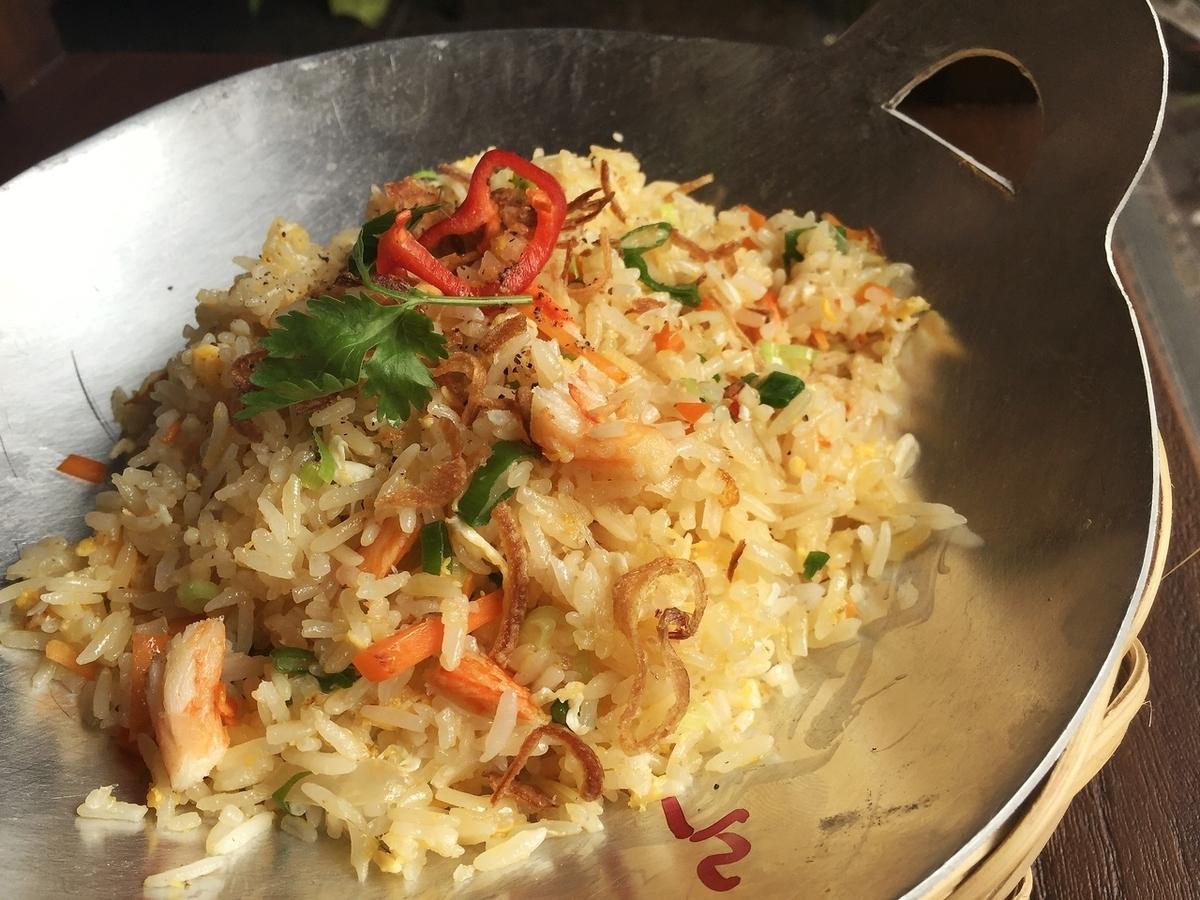 越南蟹炒饭