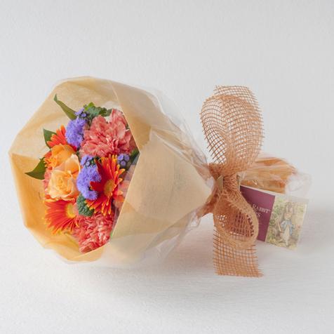 親子感謝の日 Bouqet Orange(ブーケ オレンジ)-3