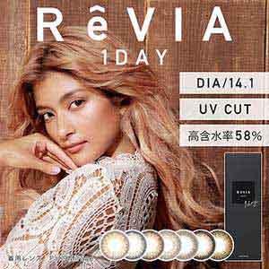 レヴィア カラー DIA14.1mm ワンデー【1箱10枚】