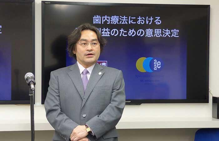 WHITECROSS Live 石井宏先生「世界基準の臨床歯内療法」の画像です