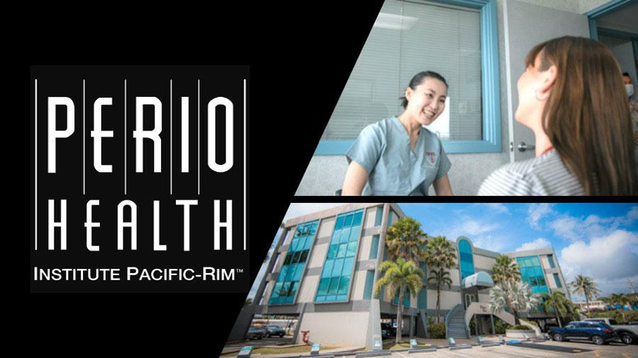 アジア・オセアニア圏の教育の基点へ Perio Health Institute Pacific-Rim開院 の画像です