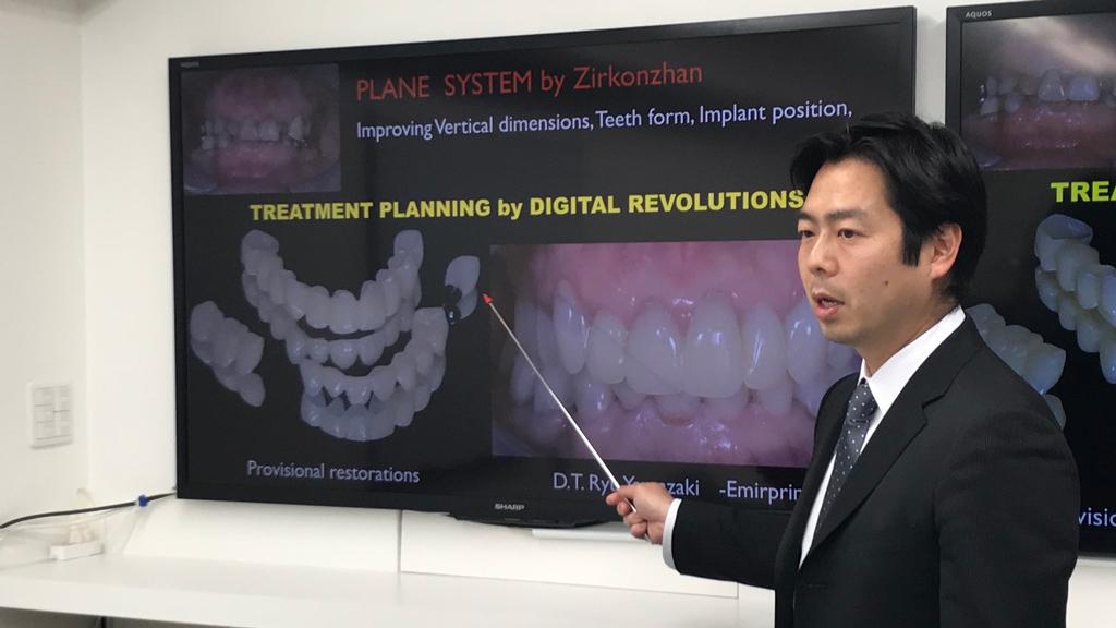 【ライブ配信迫る!】山中隆平先生ライブセミナー『インプラント治療のゴールデンルールを学ぶ』予告編の画像です