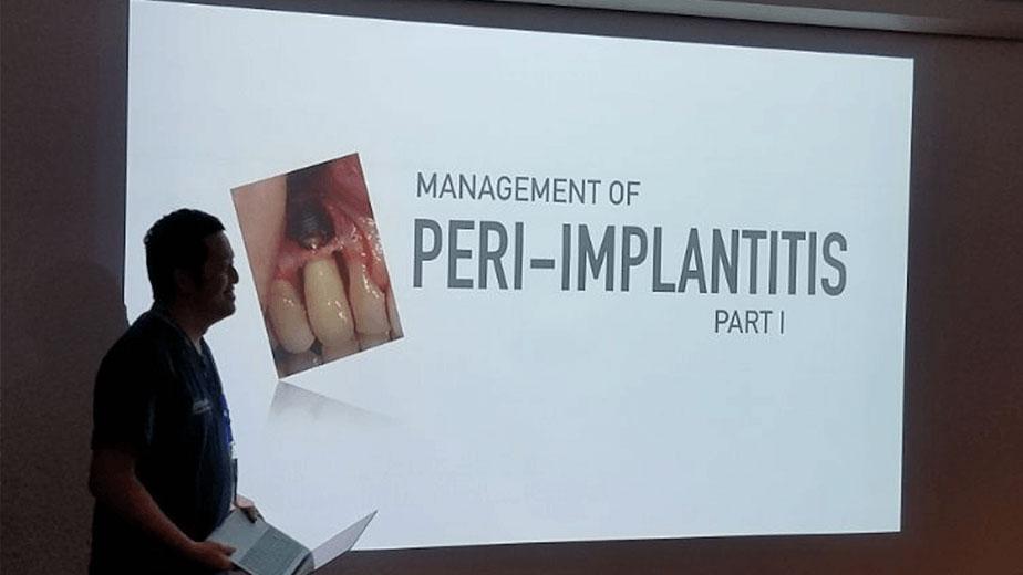米国歯科専門医制度の実態 後編 Interview with Dr. Tuyoshi Tanakaの画像です