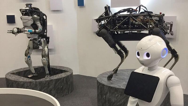 SoftBank Robot World 2017 にて AOI国際病院の受付支援アプリがベスト30に