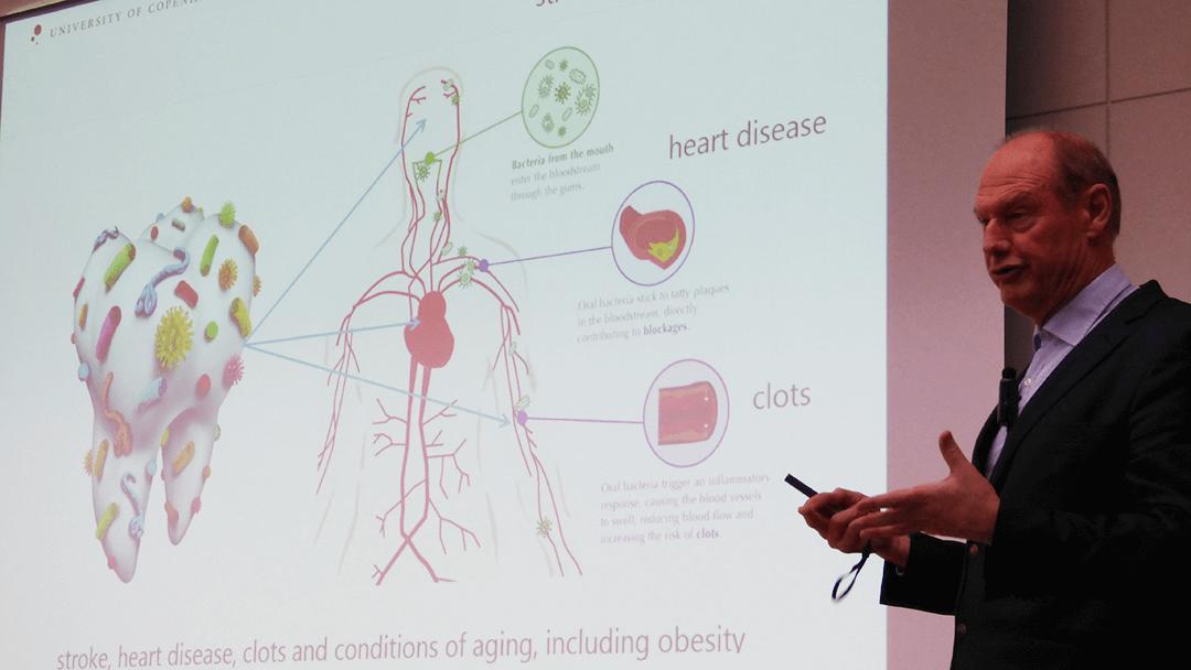 バクテリアセラピーによる健康長寿への貢献