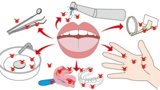 [特別寄稿]歯科医院のための感染対策の画像です