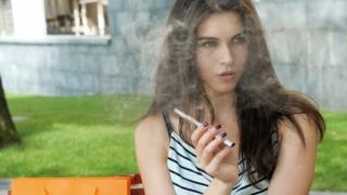電子タバコによる口腔粘膜細胞の死滅率 カナダ  ラヴェル大学