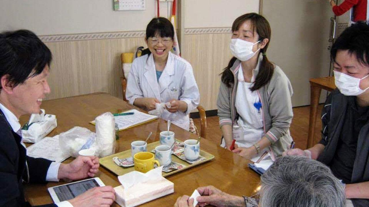 医科歯科連携最前線 「地域に根ざした在宅歯科 ー湘南食サポート歯科ー 前編」の画像です