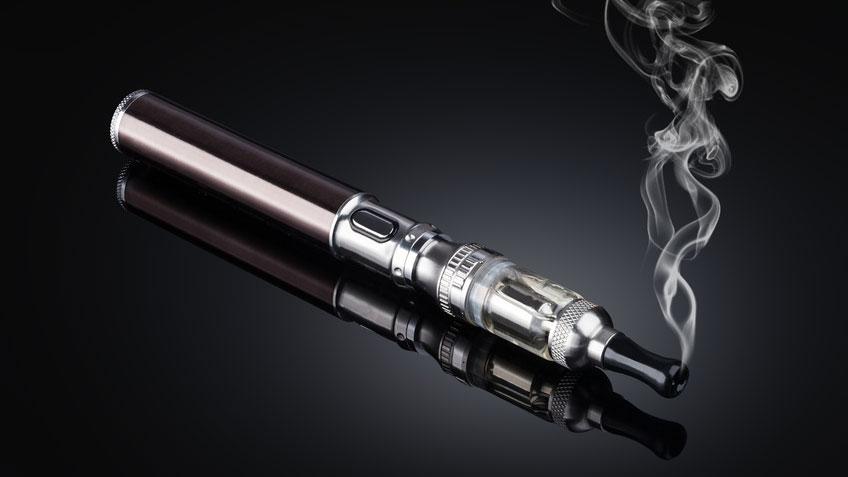 電子タバコの口腔への影響調査が開始されたの画像です