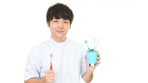世界の歯科衛生士事情 男性歯科衛生士の活躍の画像です