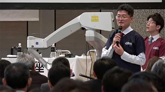 マイスタイル顕微鏡- 三橋純先生-の画像です