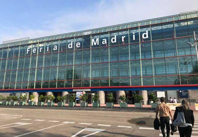 FDI 世界⻭科会議 マドリードの画像です