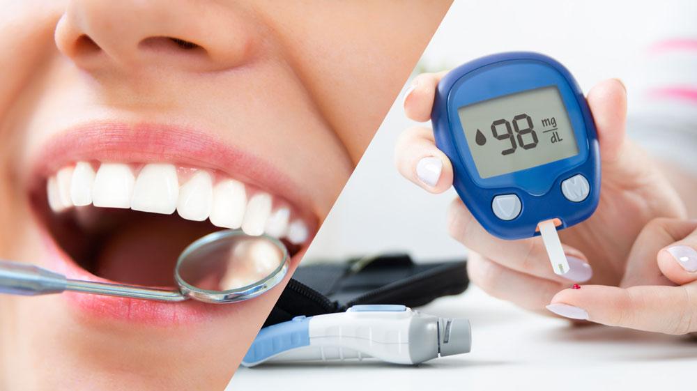 30代以上の血糖コントロール不良が下顎大臼歯の損失に影響の画像です