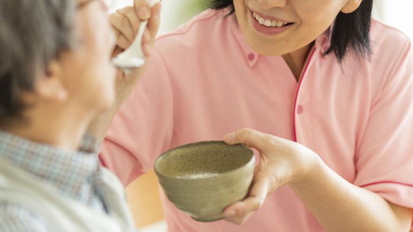摂食支援の知識と技術を身につける 日本摂食支援協会の画像です
