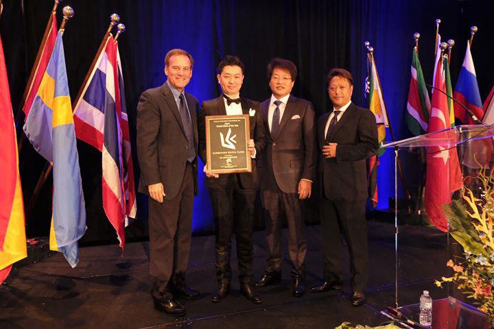 日本の歯科医院がSMI・ワールド・クライアント・オブ・ザ・イヤーを受賞の画像です