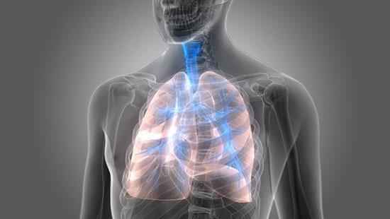 呼吸器疾患を有する患者への対応の画像です