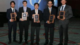 日本人歯科医師がAOで最優秀賞を受賞