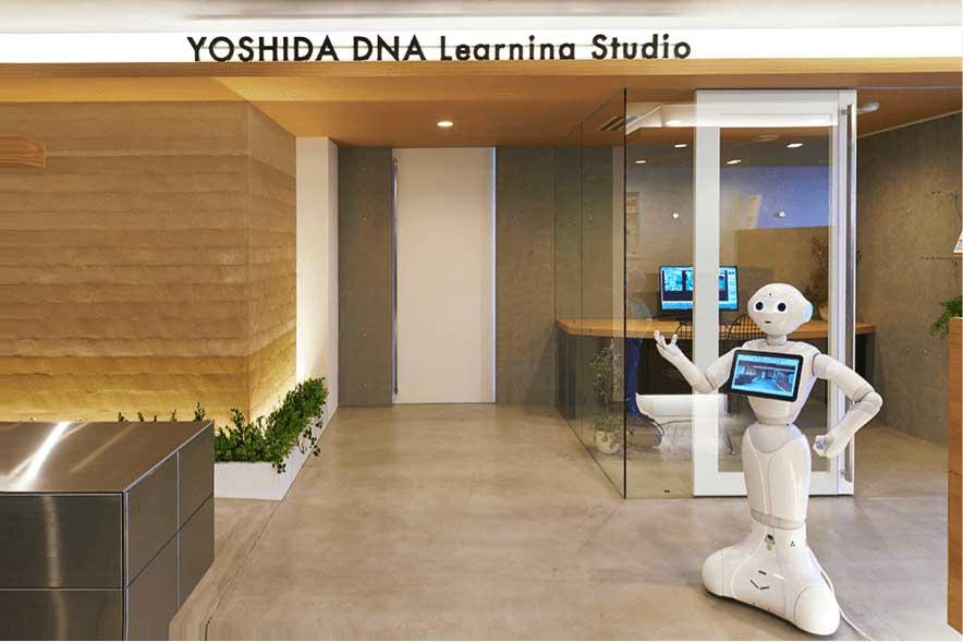 歯科医院を1軒丸ごと作り上げた、体感型ショールームの画像です