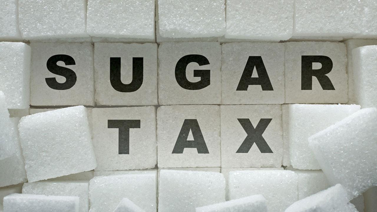 砂糖飲料と死亡リスクの高まりについて 英国の画像です