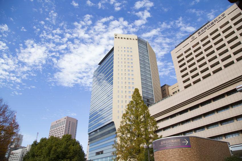 東京医科歯科大学が世界最高の小規模大学ランキングで日本第1位、世界第15位に選出