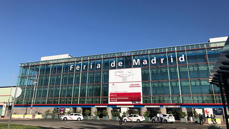 EAO CONGRESS 2017 in Madrid