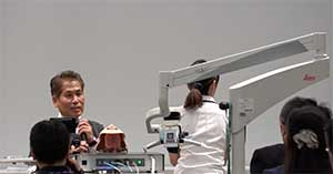 マイスタイル顕微鏡 - 磯崎裕騎先生-の画像です