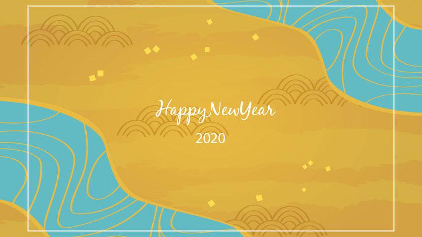 謹賀新年 歯科医療が日本社会の光となる一年への画像です