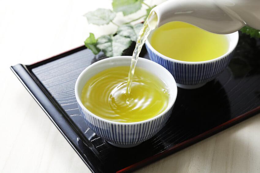 知覚過敏治療における緑茶成分の可能性 中国