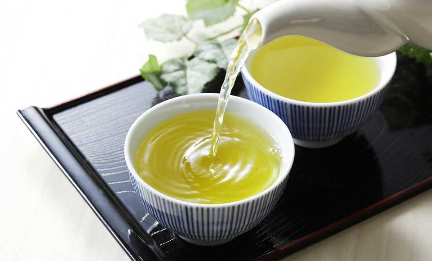 知覚過敏治療における緑茶成分の可能性 中国の画像です