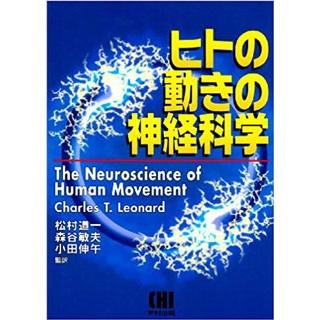 ヒトの動きの神経科学の画像です