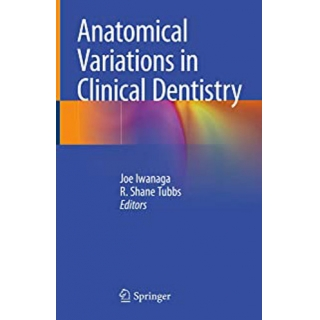 Anatomical Variations in Clinical Dentistry (English Edition) の画像です