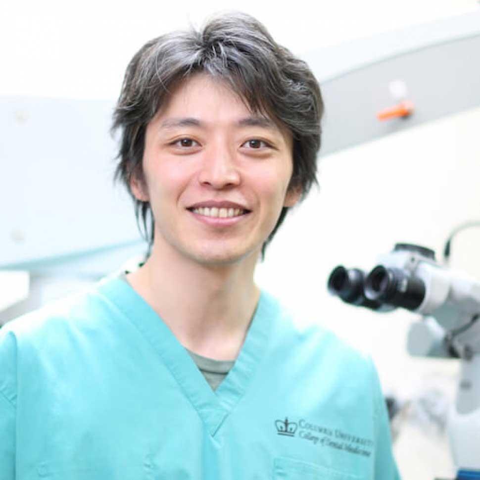 田中 利典 - WHITE CROSS 歯科医...