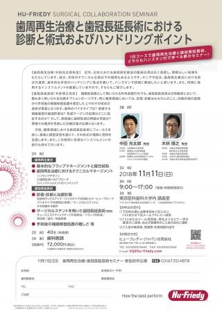 歯周再生治療と歯冠長延長術における診断と術式およびハンドリングポイント