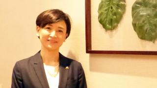 濱田 智恵子先生『明日につなぐ』