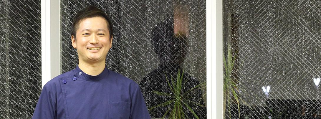 角 祥太郎先生『歯科アイコンを目指す新進気鋭の異端児』の画像です