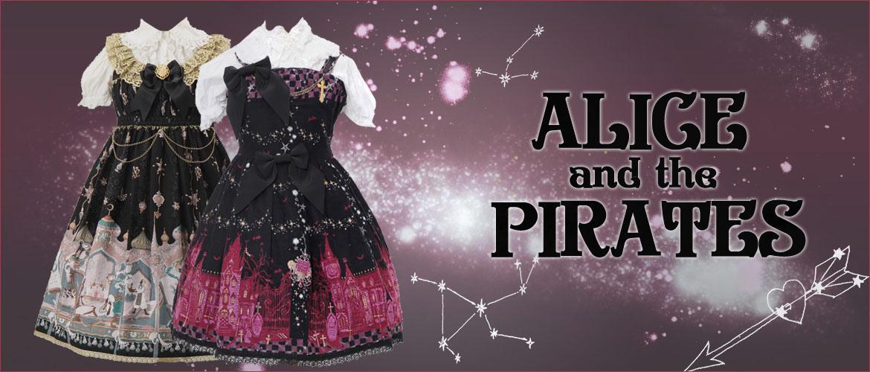 Alice and the piretes