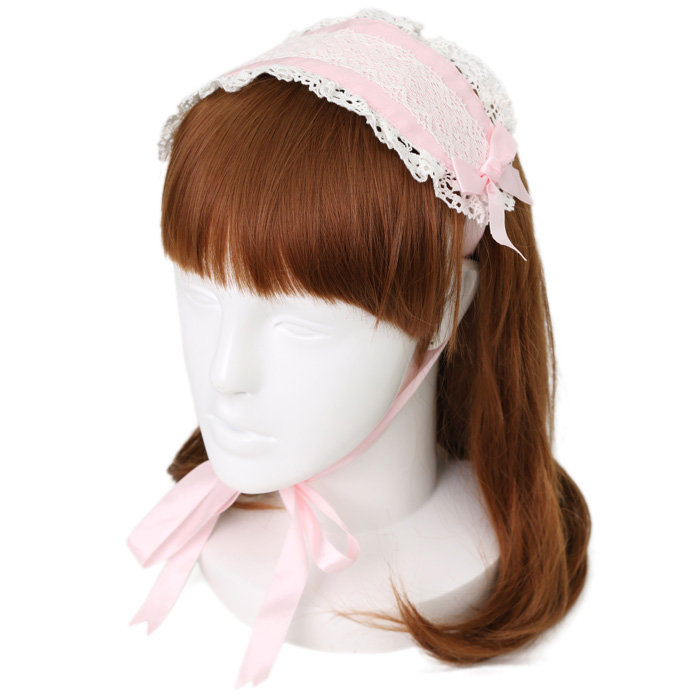 ピンクヘッドドレス Angelic Pretty| アンジェリックプリティ