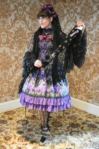 Winner of the best coord contest.