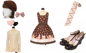 Galentine's Day Chocolate Coordinate