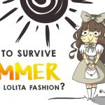 Lolita Fashion on Summer