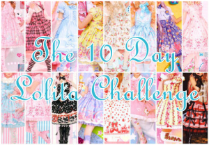 A mini version of the original 30 Day Lolita Challenge.