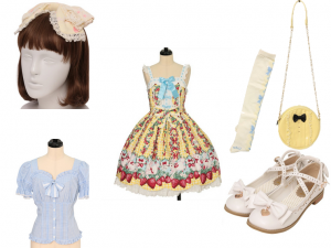 Sweet Easter coord