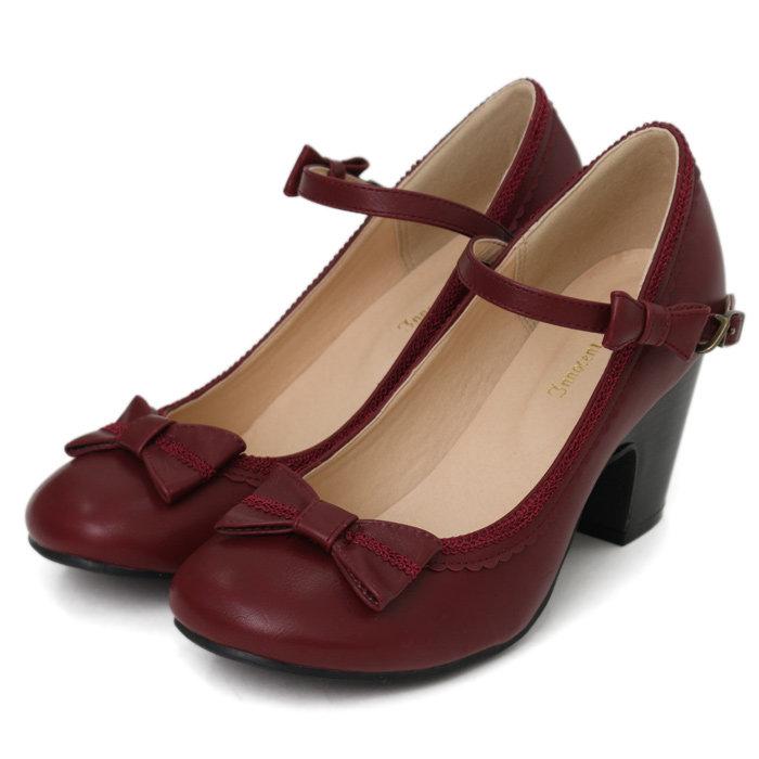 Innocent World heels