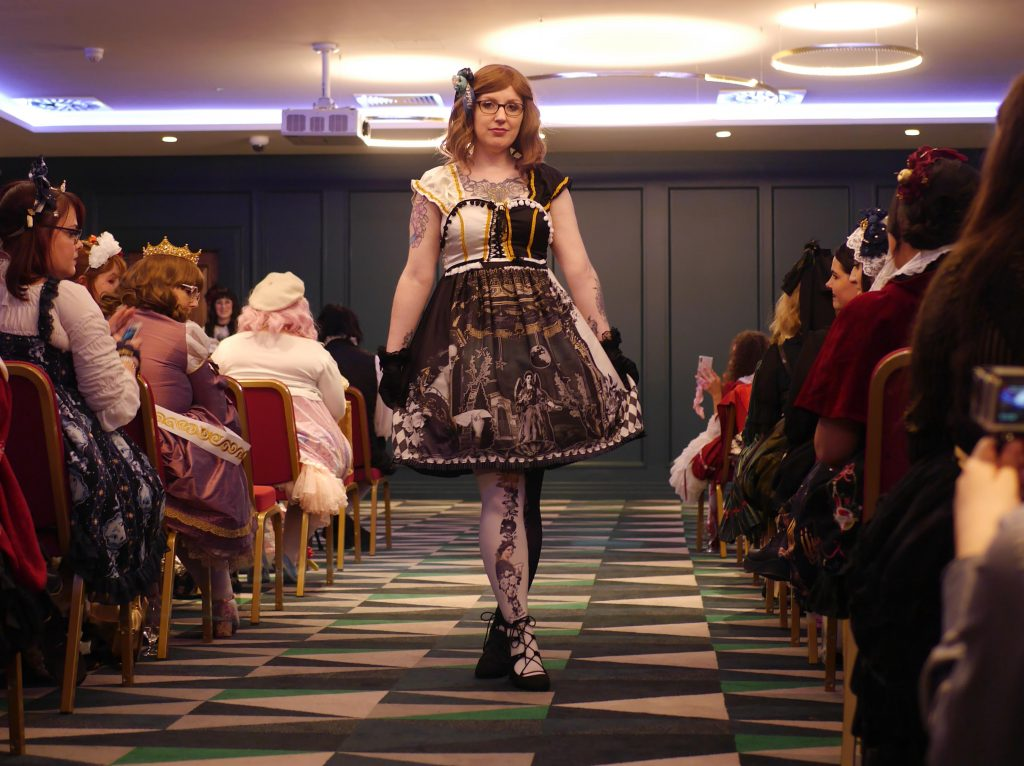 Myths of Our Own indie fashion show