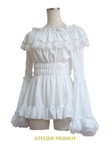 Atelier Pierrot blouse