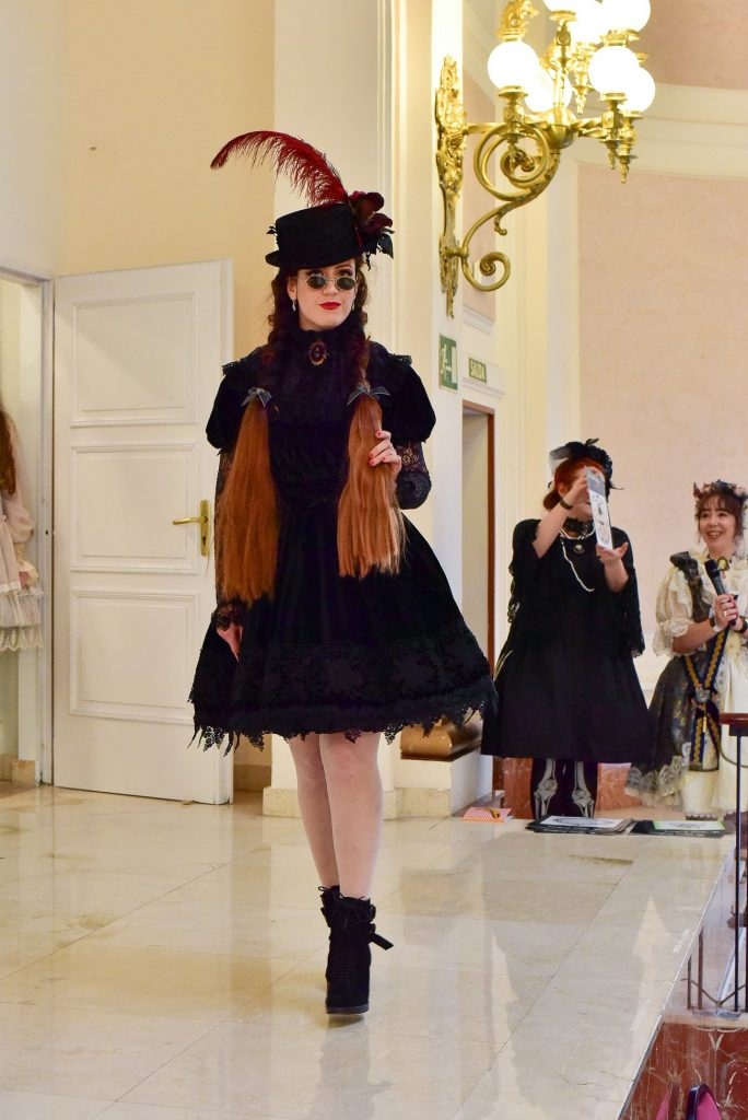 The Grand Embassy fashion show