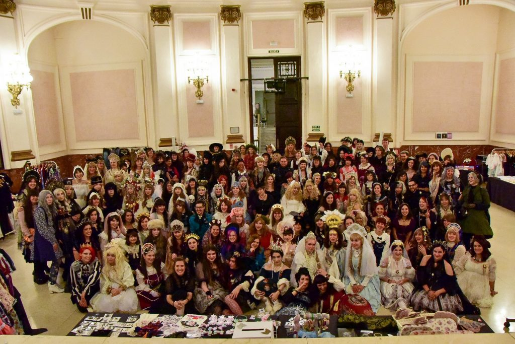 The Grand Embassy group photo