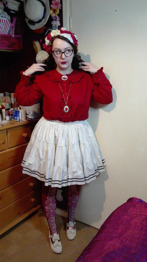 skirt coord