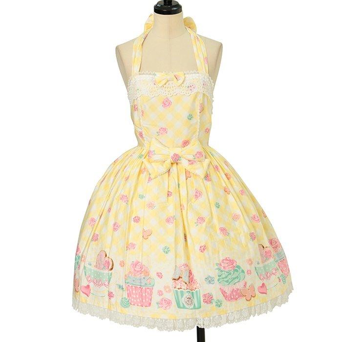 retro sweet lolita